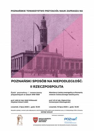 Wykład prof. UAM dr hab. Rafała Witkowskiego w PTPN