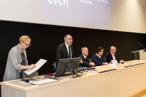 Zebranie Pracowników Wydziału Historii 2020-01-09