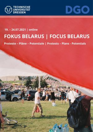Focus Belarus - July 2021