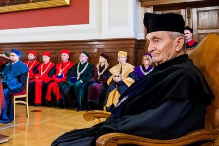 prof. Samsonowicz