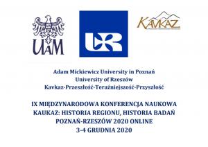 Konferencja Kaukaska 2020