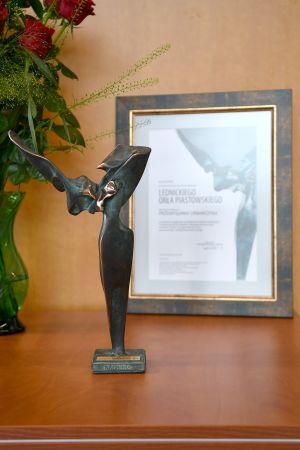 Wręczenie Nagrody Orła Lednickiego 2021-06-30 (c)Piotr Namiota