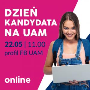 Dzień Kandydata na UAM online