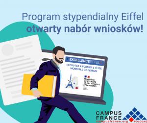 Program stypendialny EIFFEL