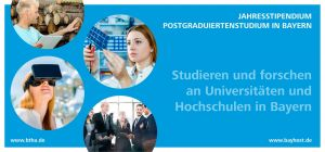 Stypendia na studia i staże naukowe w Bawarii