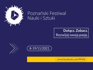 XXIV Poznański Festiwal NaukiiSztuki